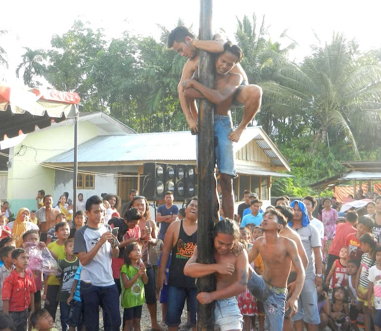 Sumatra Trekking Dorffest