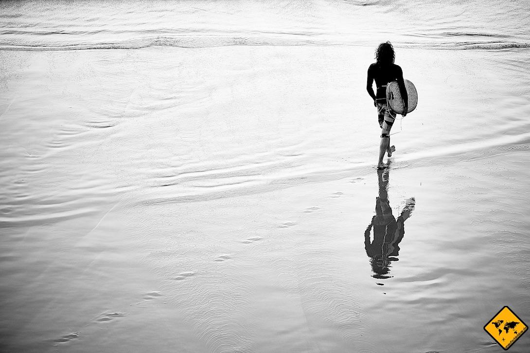 Surfen Teneriffa Playa del Porís