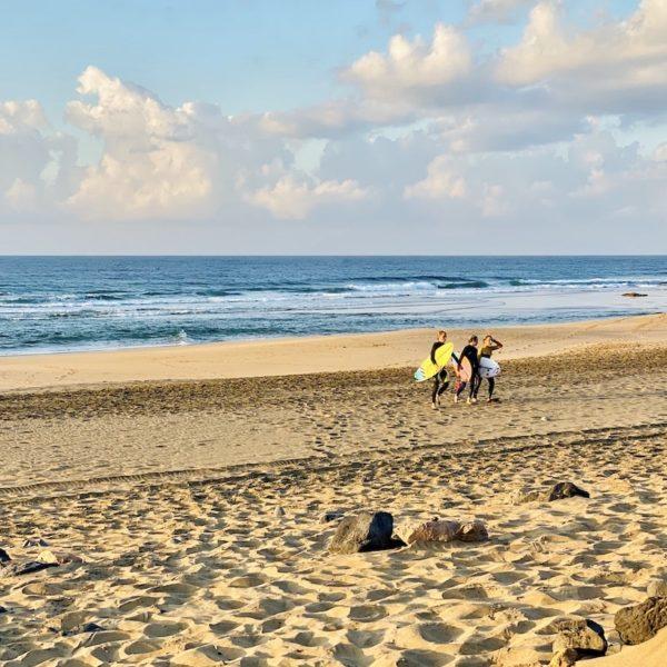 Surfer Playa Jarugo Fuerteventura Geheimtipp