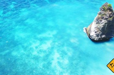 Suwehan Beach Nusa Penida – ein Traumstrand, wie er im Bilderbuch steht