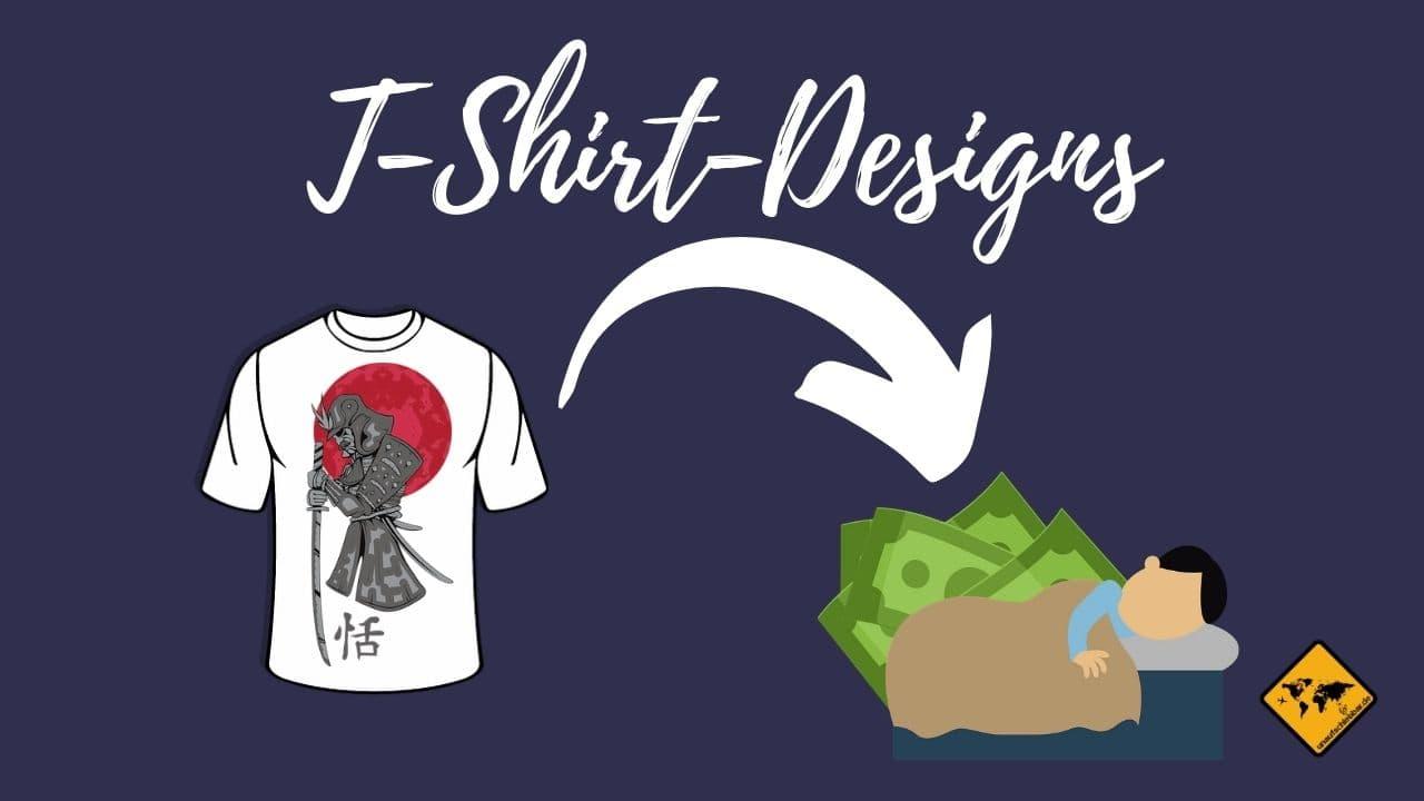 T-Shirt-Designs verkaufen