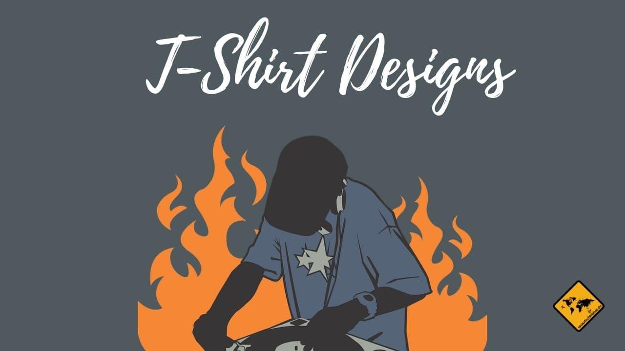 T-Shirt Designs von Zuhause arbeiten Stellenangebote