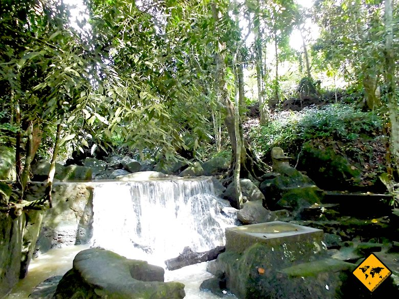 Tar Nim Waterfall Secret Garden Koh Samui