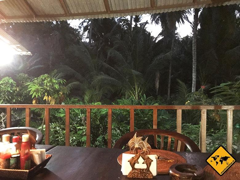 Tarzan Marriott on Penida