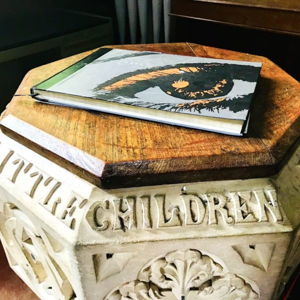 Taufbecken Christ Church Warleigh