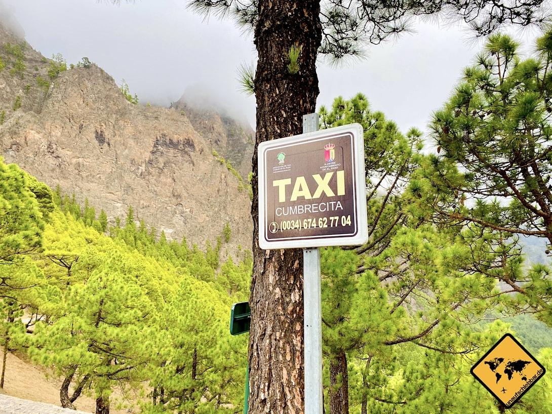 Taxi Mirador de la Cumbrecita