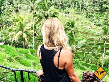 Tegalalang Rice Terrace – zauberhafte Reisterrassen nahe Ubud