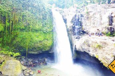 Tegenungan Waterfall Bali – touristisch, aber lohnenswert