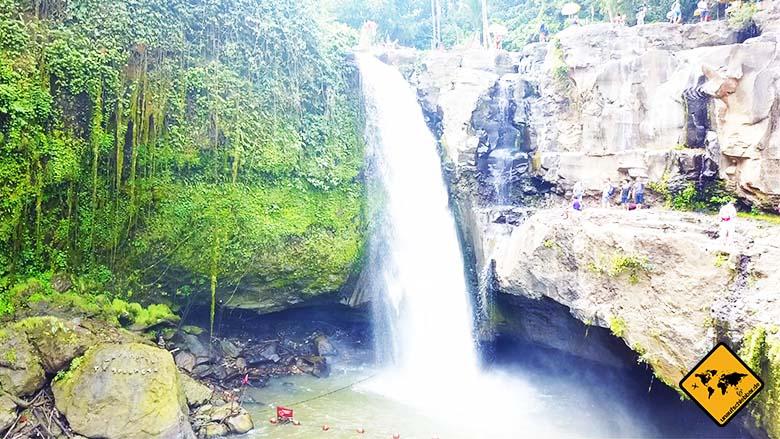 Tegenungan Wasserfall Bali