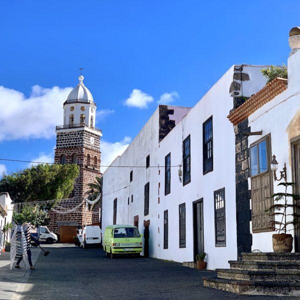Teguise Stadt Lanzarote