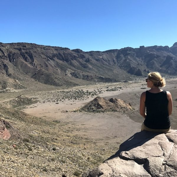 Teide Nationalpark Mirador Llano de Ucanca