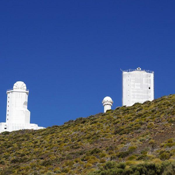 Teide Nationalpark Observatorium Sonnen- und Sternwarte