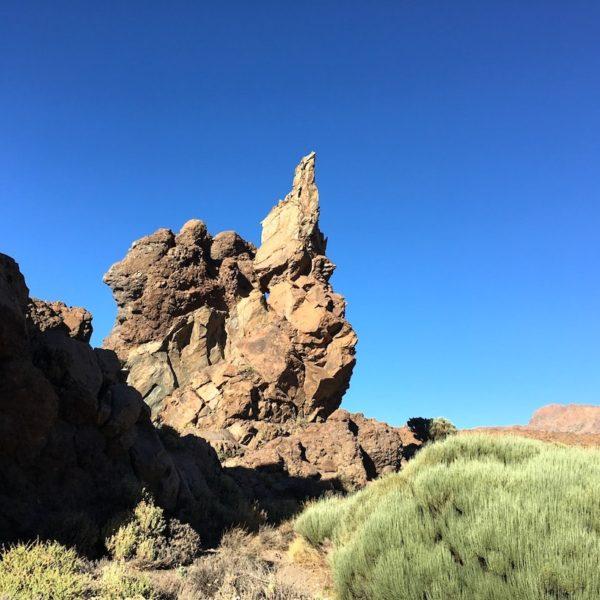 Teide Nationalpark Roques de Garcia