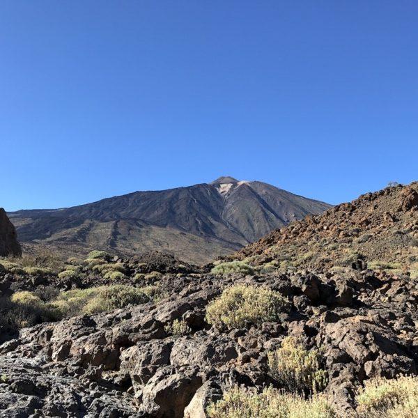 Teide Nationalpark wandern Mirador Llano de Ucanca