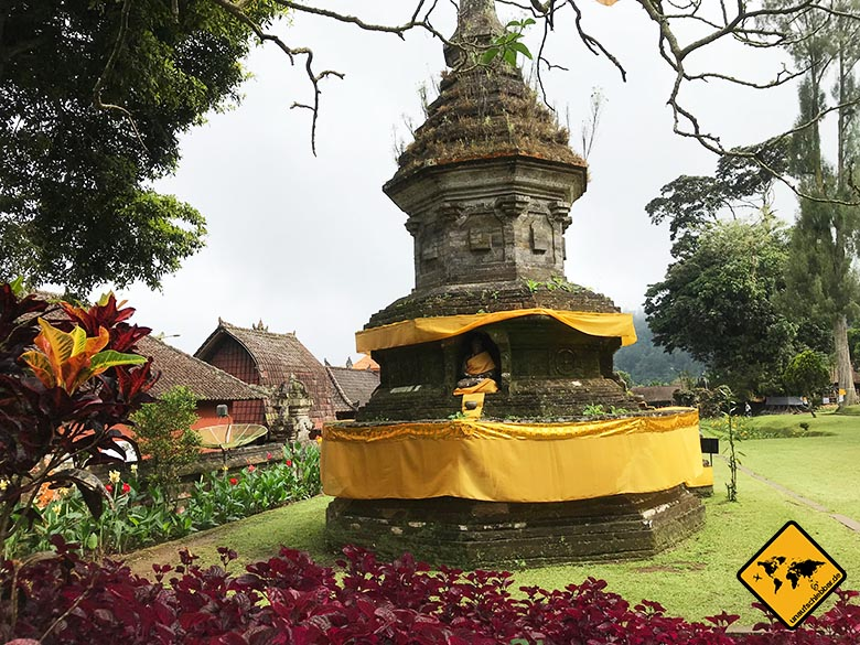 Tempel Parkanlage Ulun Danu Bratan