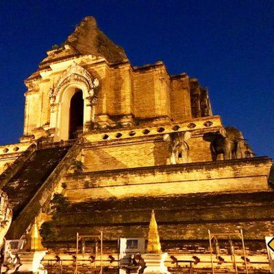 Tempel in Chiang Mai Wat Chedi Luang