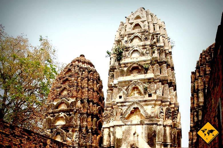Tempeltürme Sukhothai Historical Park