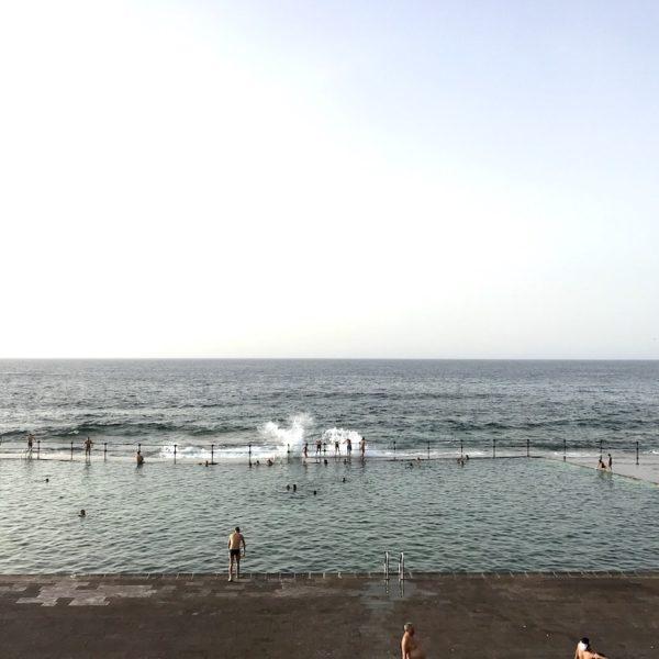 Teneriffa AirBnB Bajamar Meer