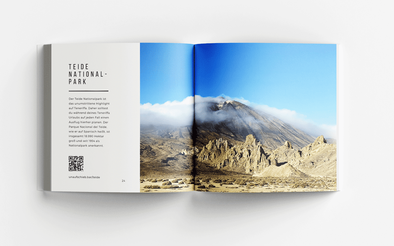 Teneriffa Bildband Teide Nationalpark 2