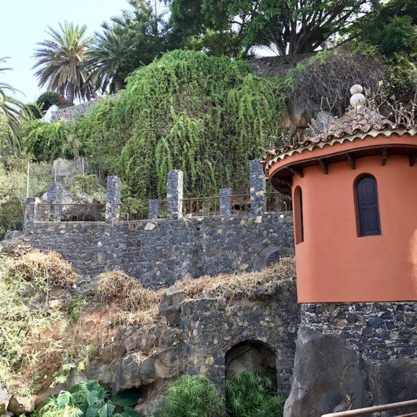 Teneriffa El Sauzal Parque Los Lavaderos