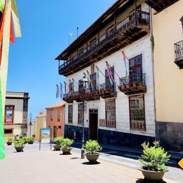Teneriffa Geheimtipps La Orotava Casa de los Balcones