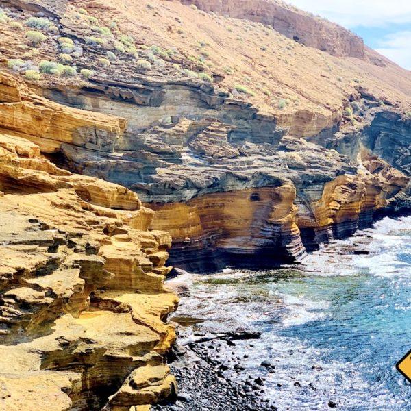 Teneriffa Geheimtipps Playa Amarilla