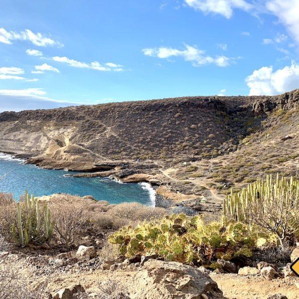 Teneriffa Geheimtipps Playa Salvaje Diego Hernandez