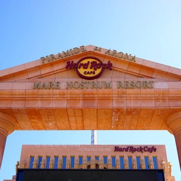 Teneriffa Hard Rock Café Playa de las Américas