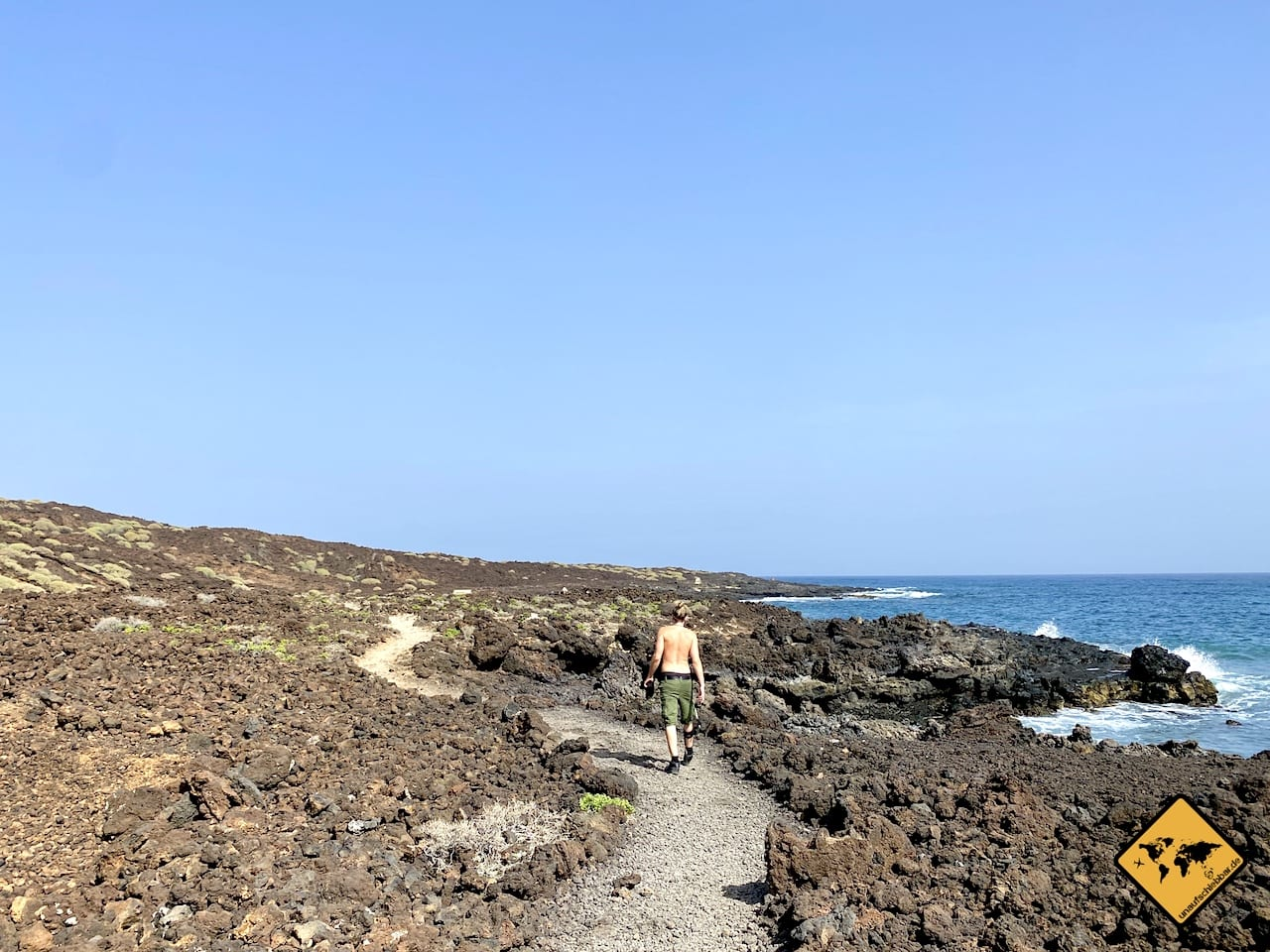 Teneriffa Highlights Küstenwanderung Malpais de Güímar