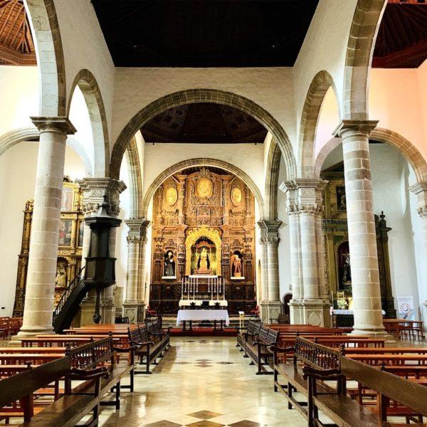 Teneriffa Iglesia de San Agustin