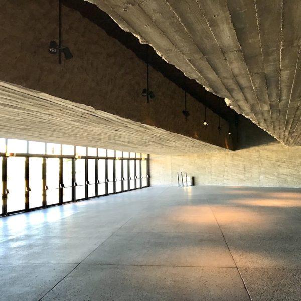 Teneriffa Magma Art Eingangsbereich