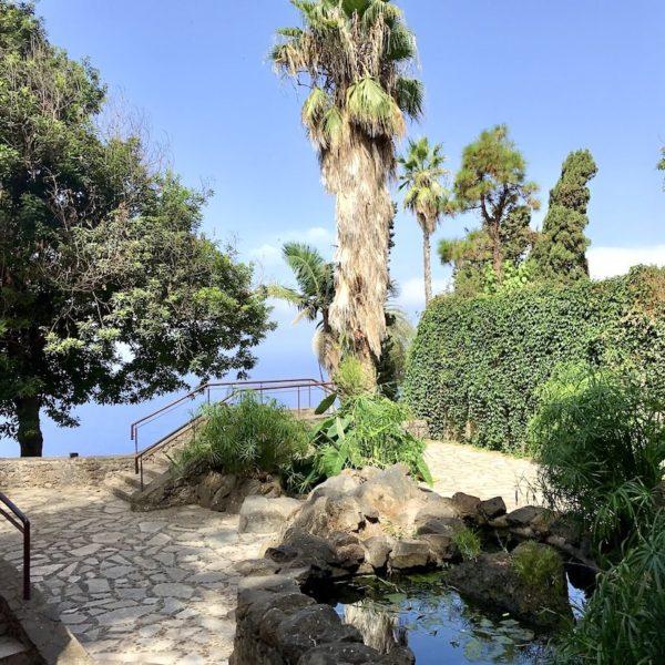 Teneriffa Parque Los Lavaderos El Sauzal
