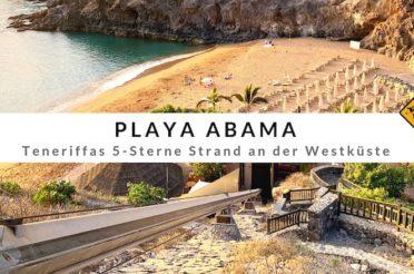 Playa Abama – Teneriffas 5-Sterne Strand an der Westküste