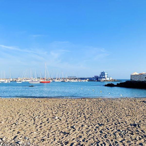 Teneriffa Playa Las Galletas Meer