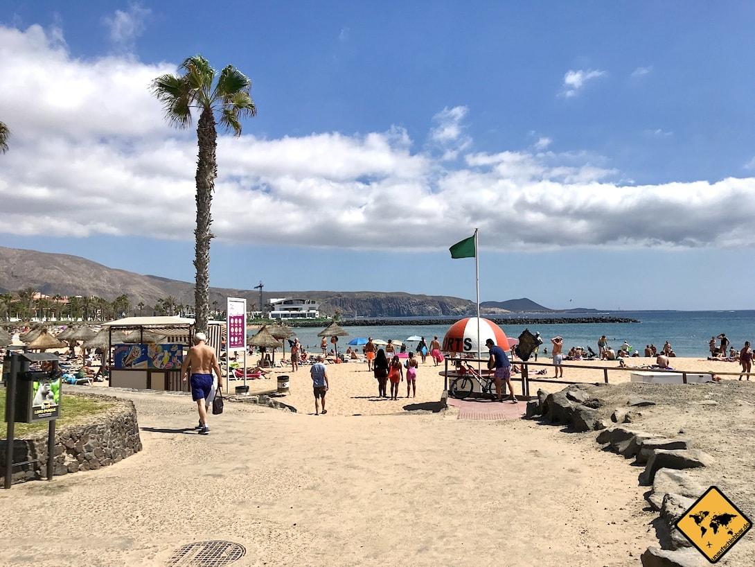 Teneriffa Playa de las Américas Playas Del Camisón