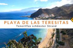 Playa de las Teresitas – Teneriffas schönster Strand