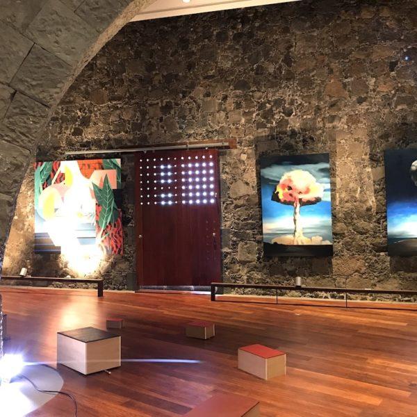 Teneriffa Puerto Cruz Kunstmuseum