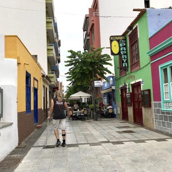 Teneriffa Puerto de la Cruz Altstadt