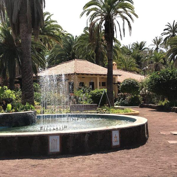 Teneriffa Puerto de la Cruz Taoro Parque