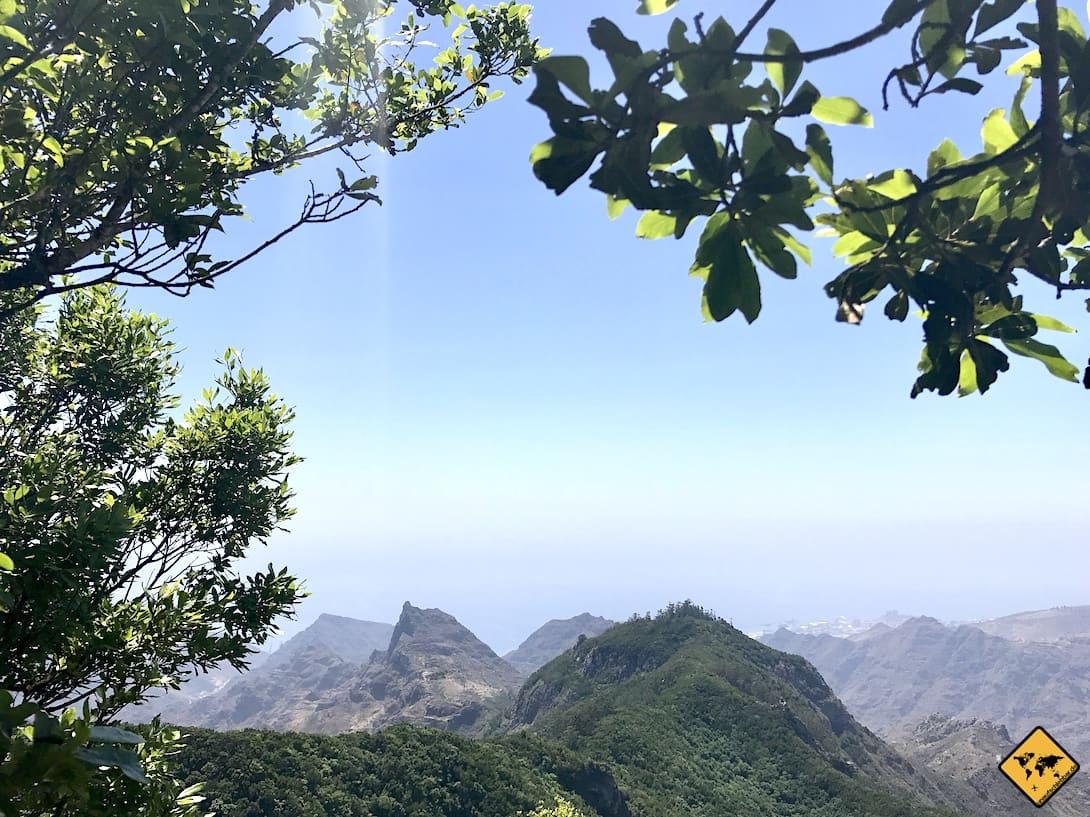 Teneriffa Reiseblog Anaga Gebirge