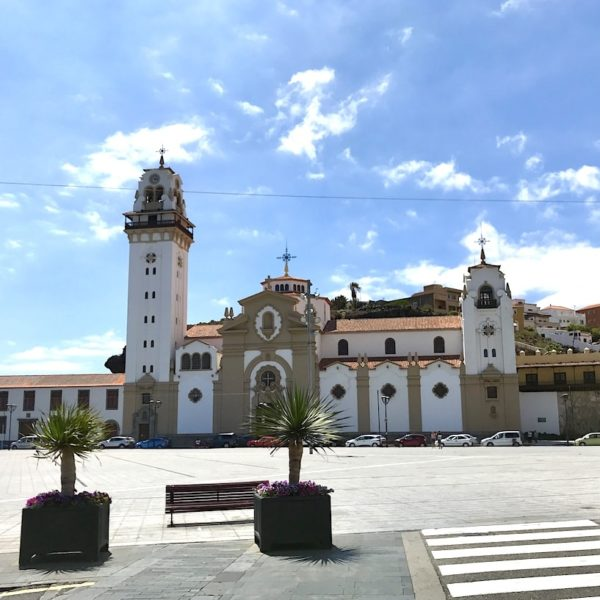 Teneriffa Sehenswürdigkeiten Candelaria Basilika