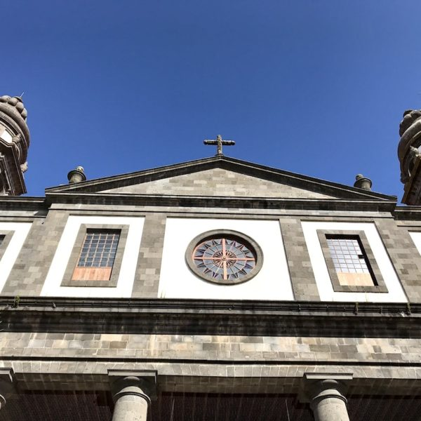 Teneriffa Sehenswürdigkeiten La Laguna Kirche