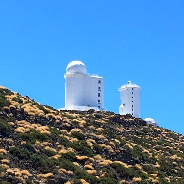 Teneriffa Sehenswürdigkeiten Observatorium