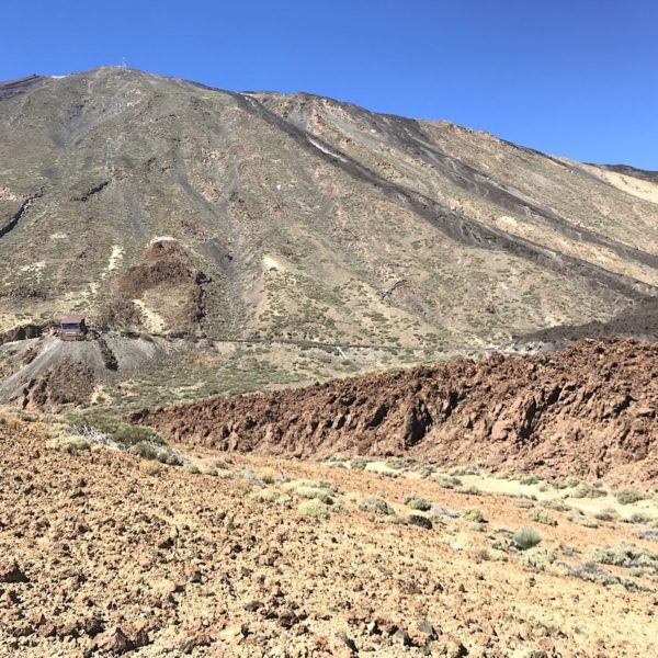 Teneriffa Sehenswürdigkeiten Pico del Teide