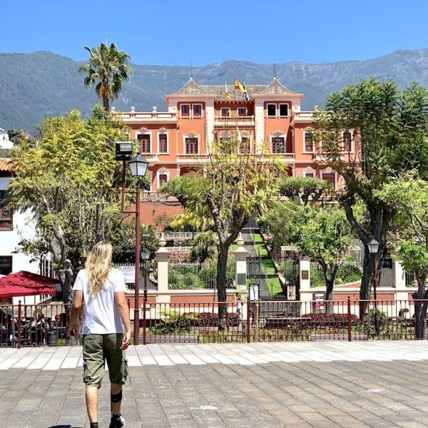 Teneriffa Sociedad Cultural Liceo de Taoro