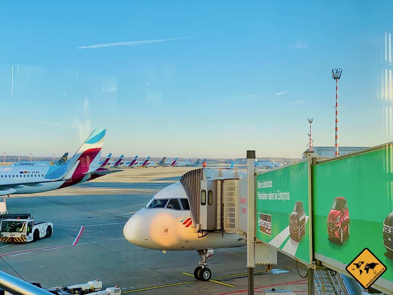 Teneriffa Urlaub Nebensaison Flughafen