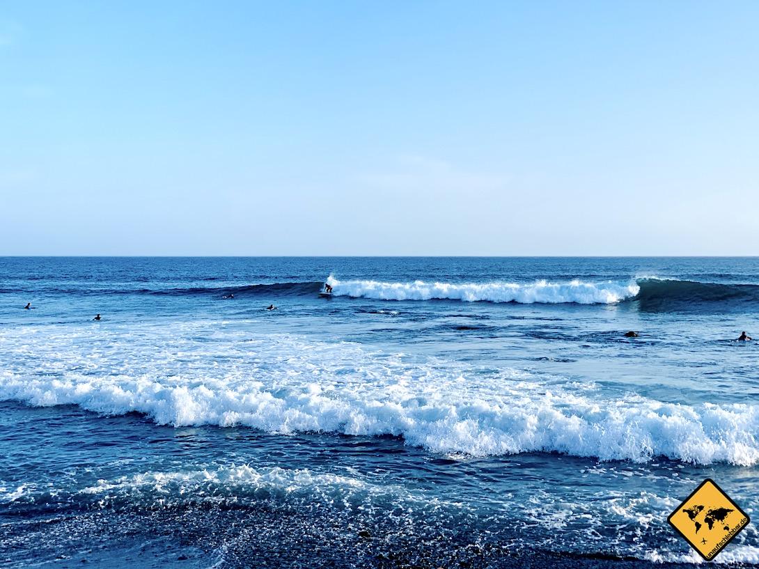 Teneriffa auswandern Leben am Meer
