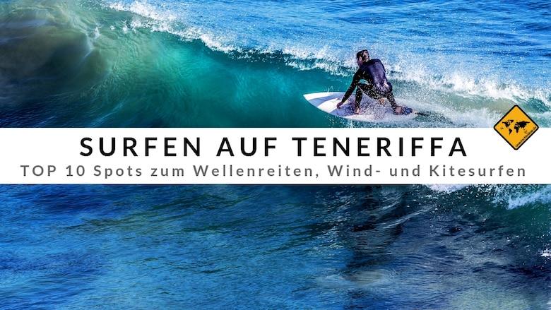 Teneriffa Surfen