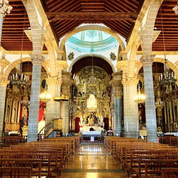 Teror Kirche Nuestra Señora del Pino