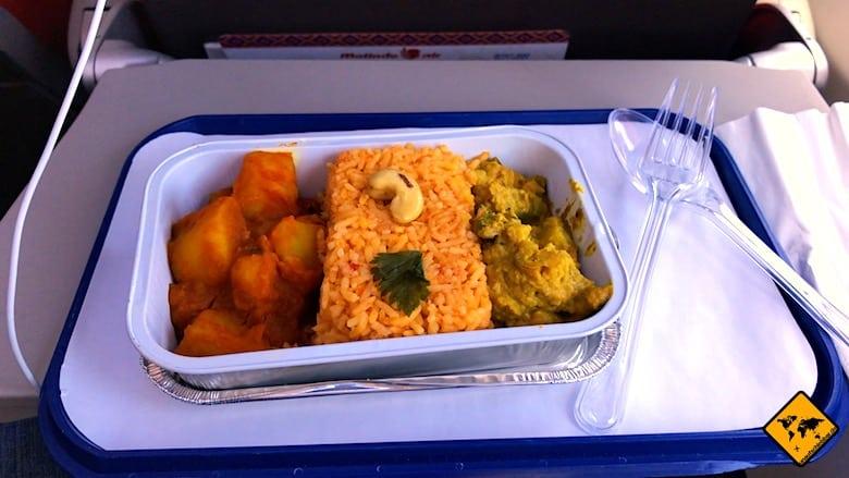 Thailand Kosten Flug Essen